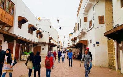 【摩洛哥自助旅遊攻略】我該往哪個城市旅遊最好?