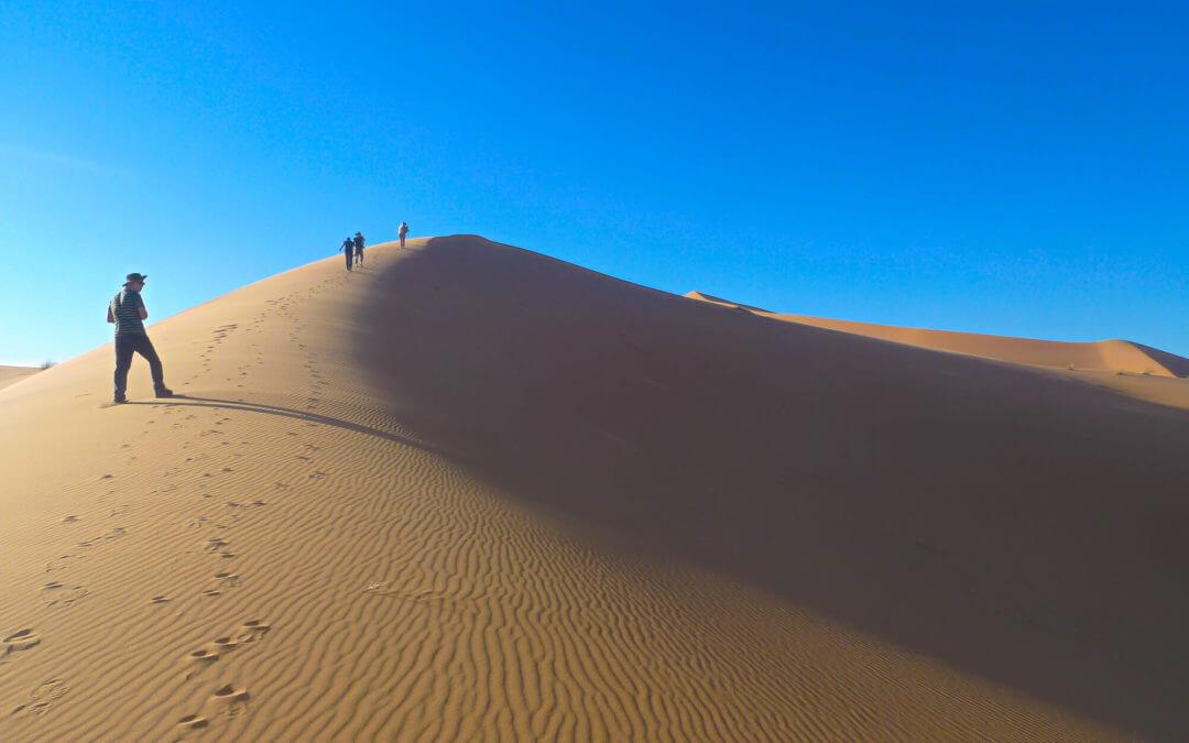 【摩洛哥自助旅遊攻略】自助前往撒哈拉沙漠 | 行程規劃 | 搭車指南