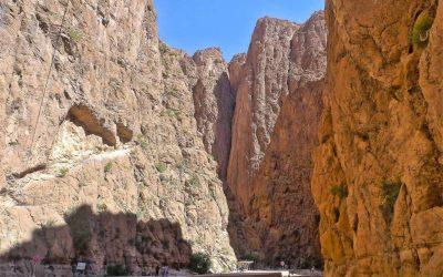 【摩洛哥旅游亮点】托德拉峡谷徒步 | Todra Gorges