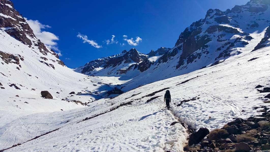 【摩洛哥自助旅游攻略】北非第一高峰|图卜卡勒峰Toubkal | 伊姆利勒Imlil徒步