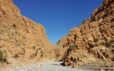 【摩洛哥旅游推荐】达德斯峡谷徒步 | Dades Gorge