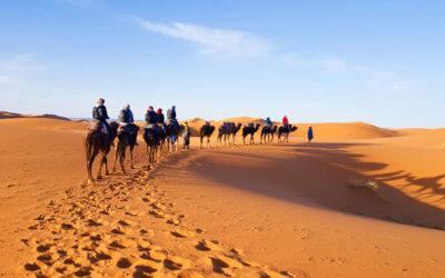 【摩洛哥自助旅游完整攻略】行程推荐 | 交通 | 住宿 | 旅费 | 行前计划一次了解
