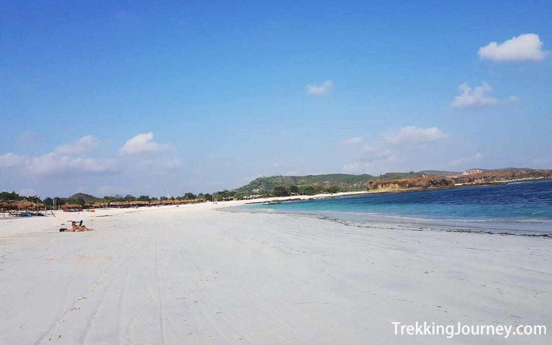 【龍目島旅遊】庫塔海灘- 綿綿不絕到天邊 | Kuta Lombok