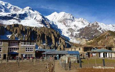 五個走「安納布爾納 /安娜普納ACT大環線」的理由+每日行程(Annapurna Circuit)