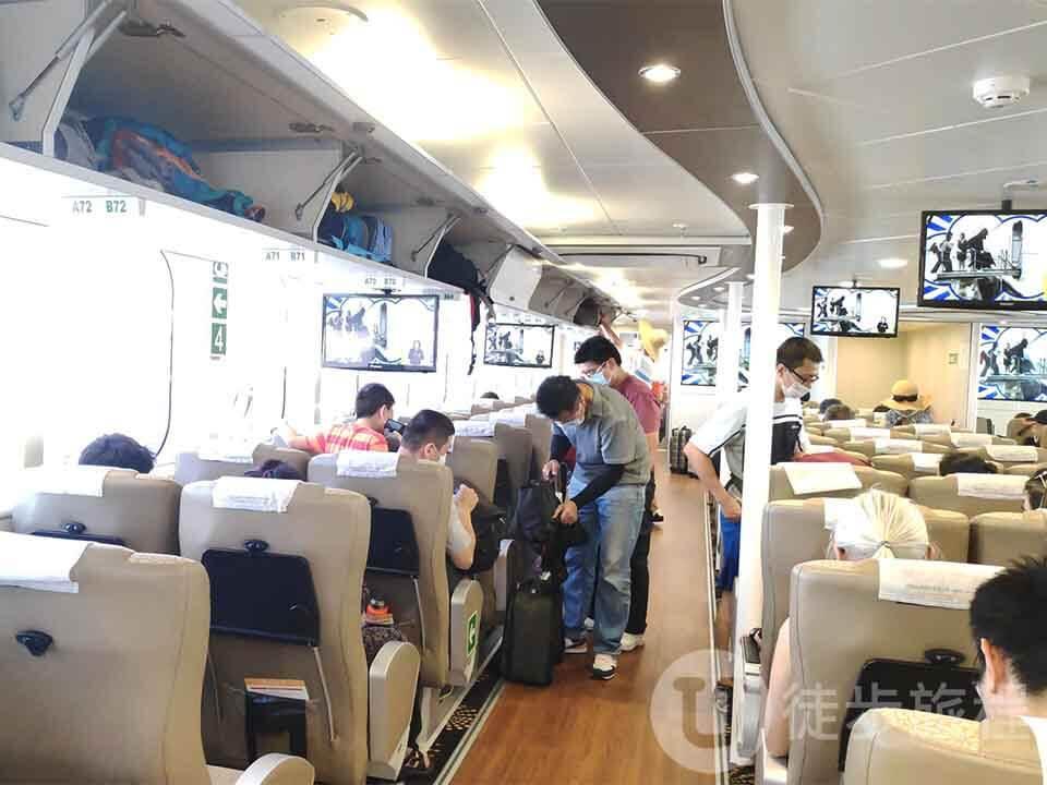 百麗航運 雲豹輪 藍鵲輪