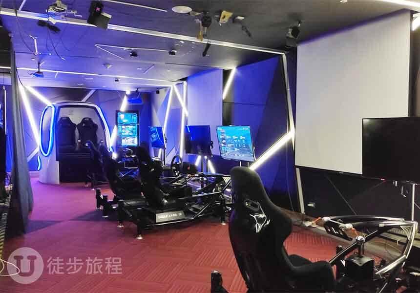 福容福隆VR遊戲室