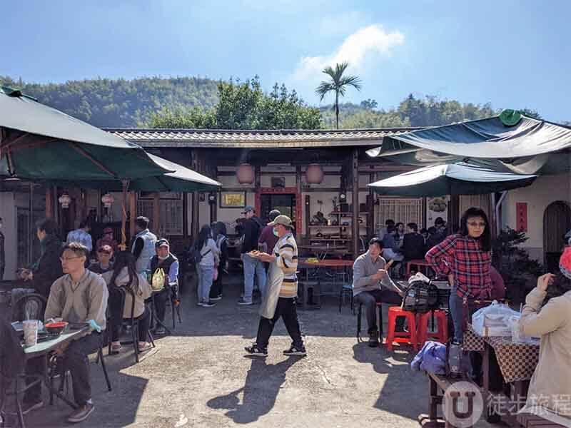 太平雲梯 古厝食堂