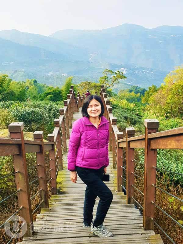 太興岩景觀茶園步道