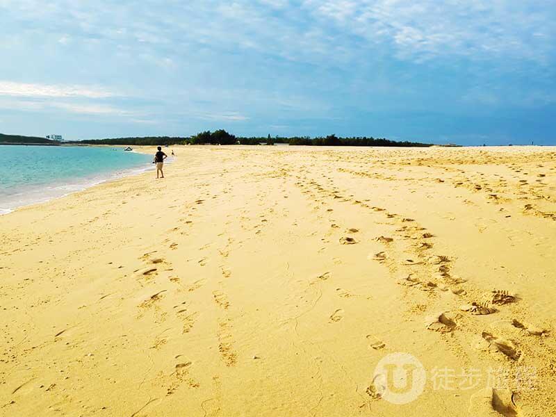 吉貝沙尾沙灘