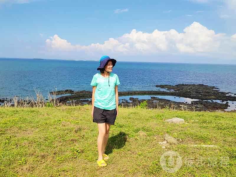 吉貝島 西崁山