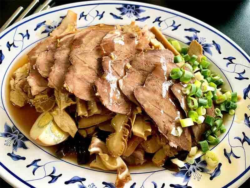 澎湖北環美食 美東方牛肉麵